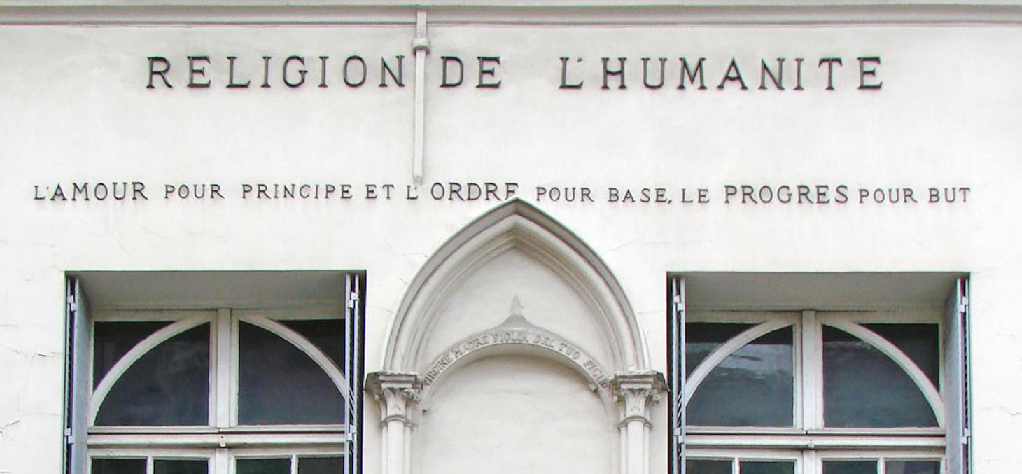La chapelle de l'Humanité, à Paris. Jean-Pierre Dalbéra/Flickr, CC BY-SA