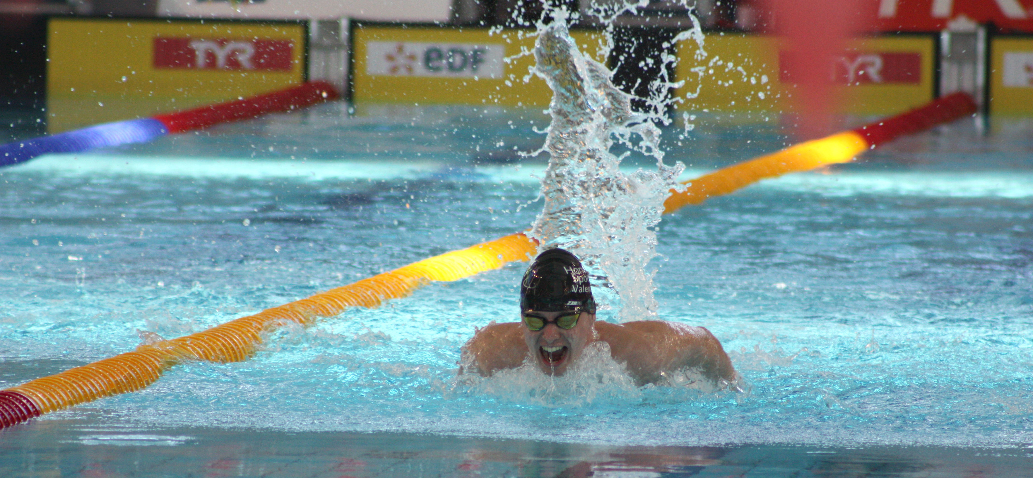Yohan Mahistre, sportif de haut niveau