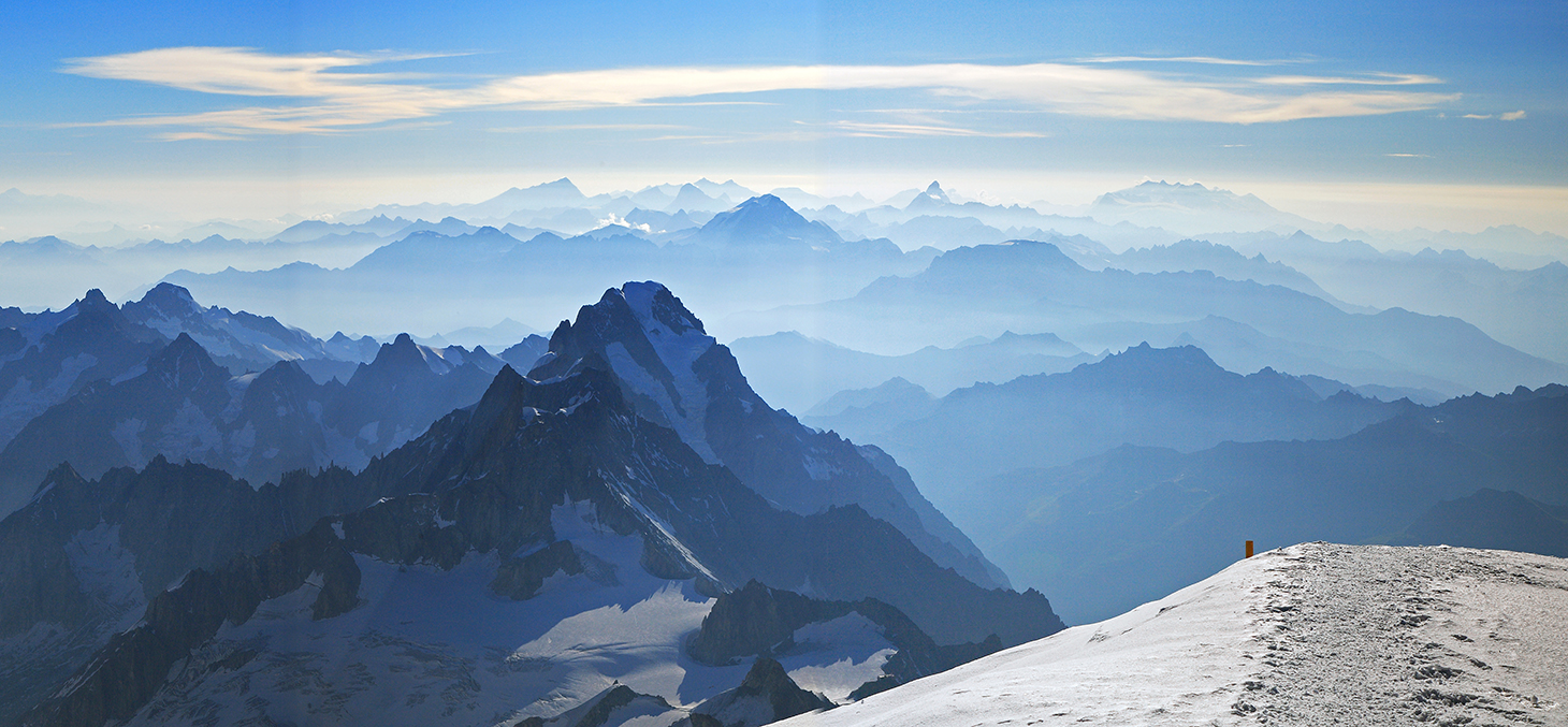 Mont Blanc © Shutterstock