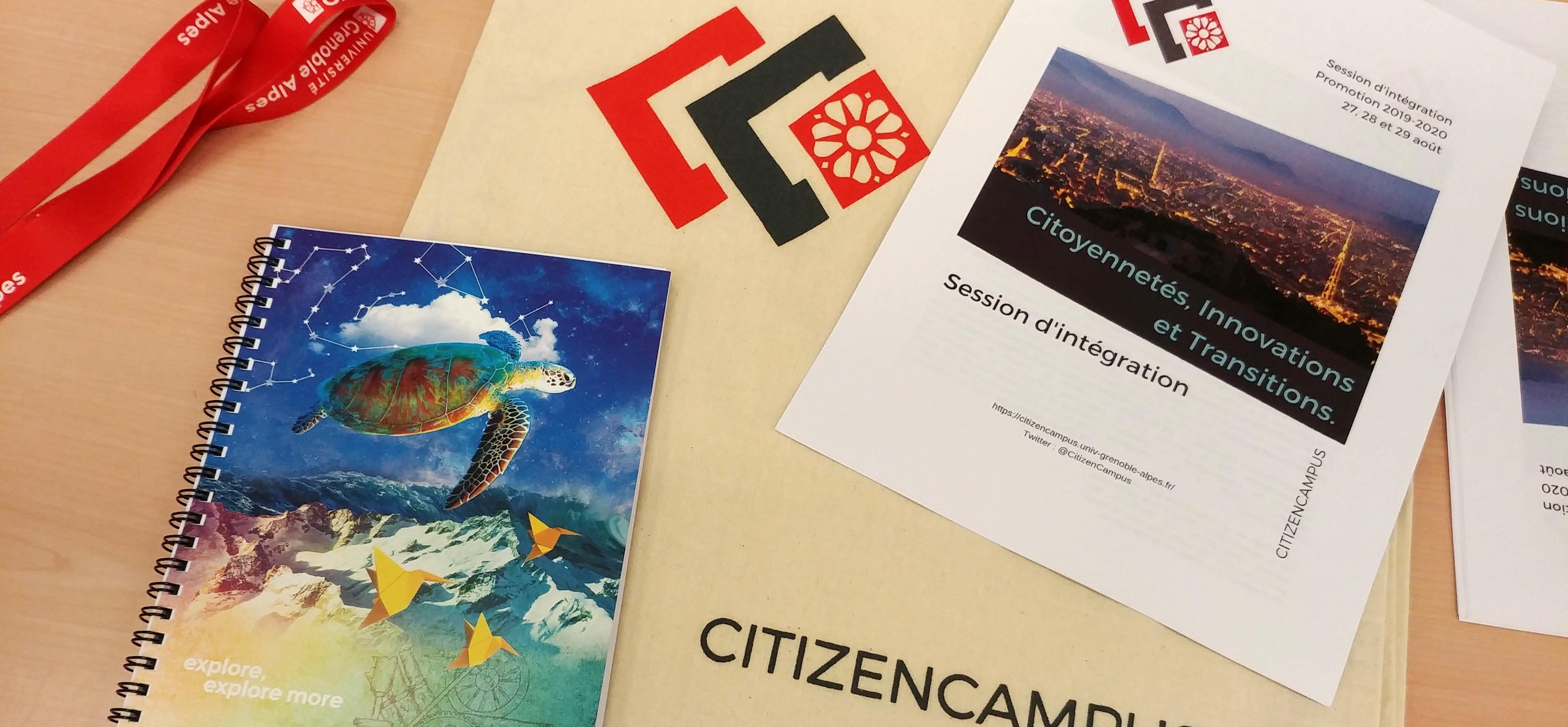Rentrée CitizenCampus