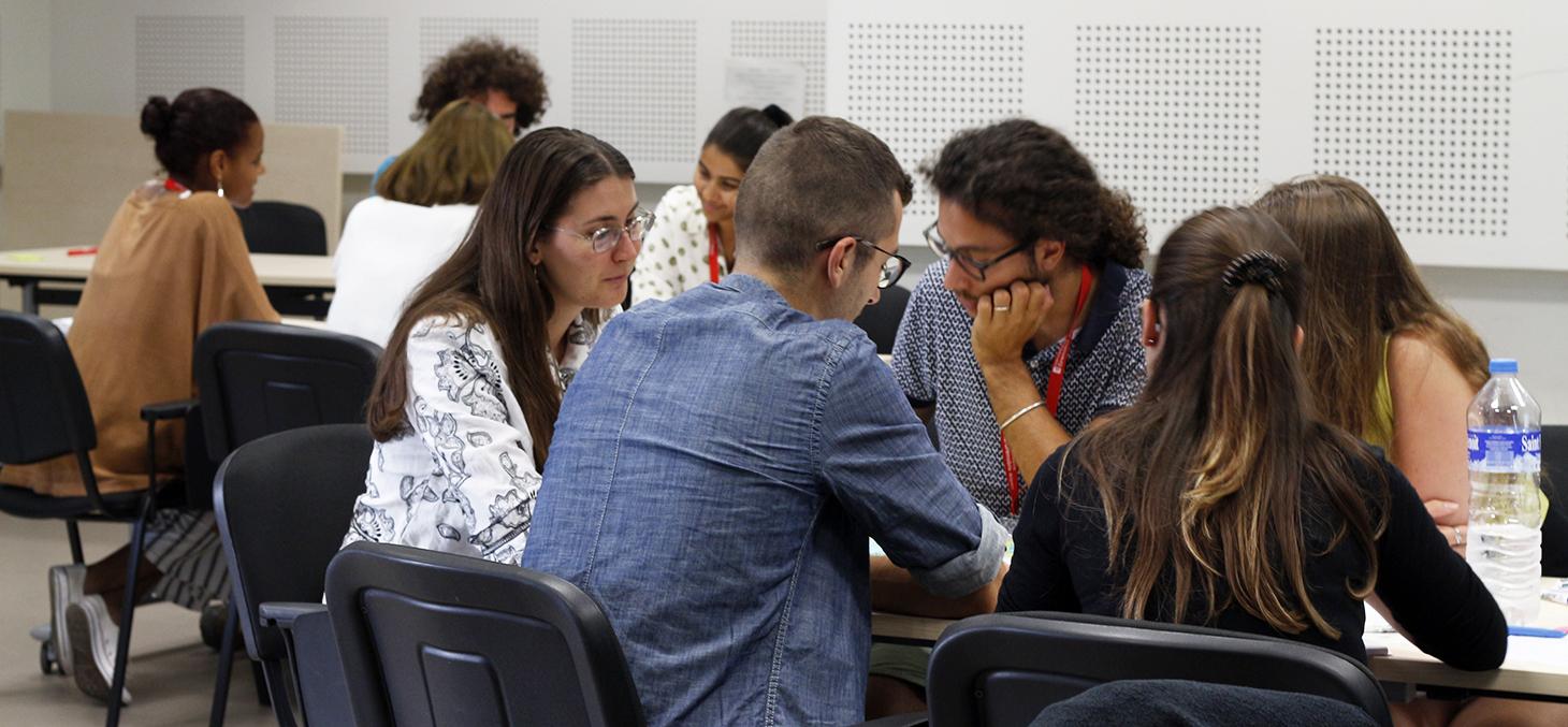Groupes d'étudiants de CitizenCampus