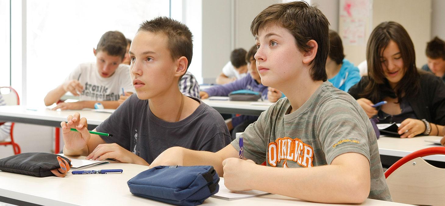Peut-on vraiment réformer le collège en France ? © Service photo du Département du Val-de-Marne  / Flickr, CC BY