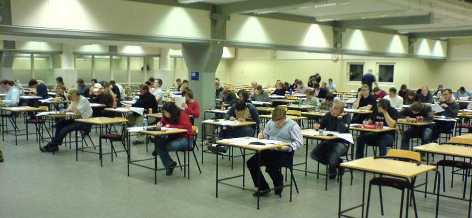 Quel examen ? Pour évaluer quoi ? © Karl Baron / Flickr, CC BY
