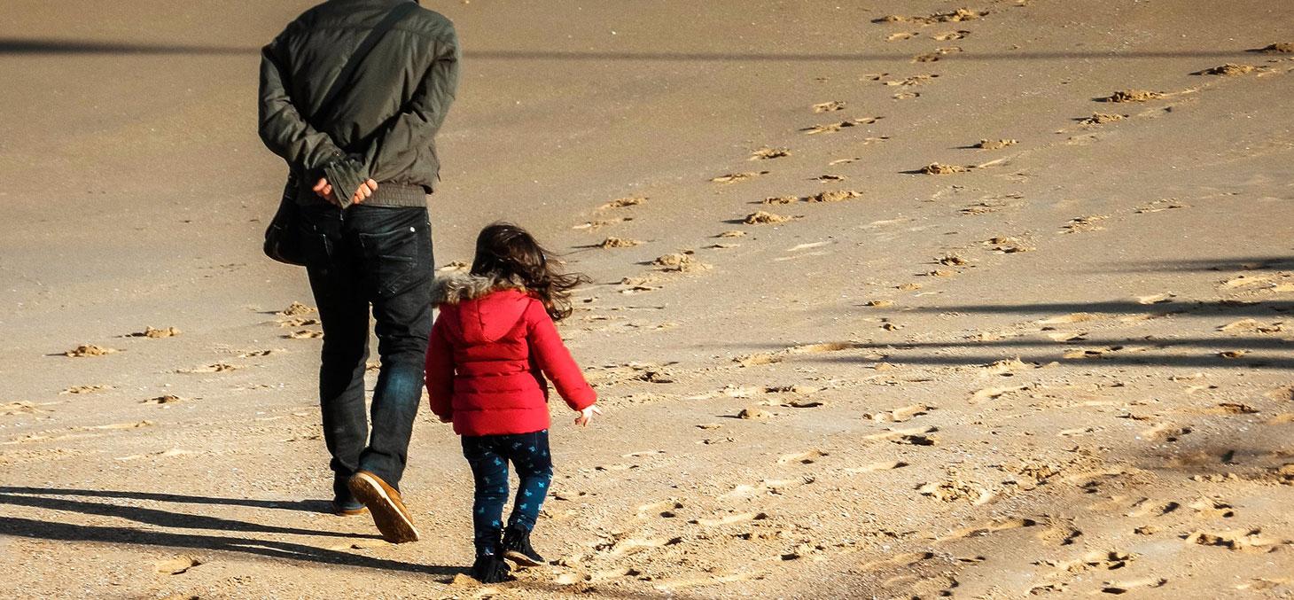Préserver le lien avec chaque parent, primordial pour le bien-être de l'enfant © Pixabay