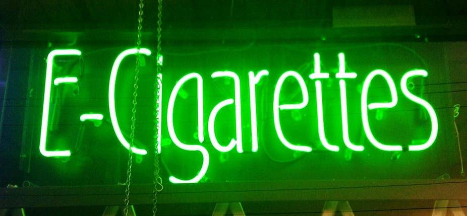 Porte d'entrée dans le tabagisme ? © JeepersMedia, CC BY