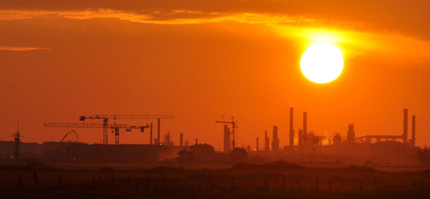 Apocalypse industrielle © Olivier Cabaret