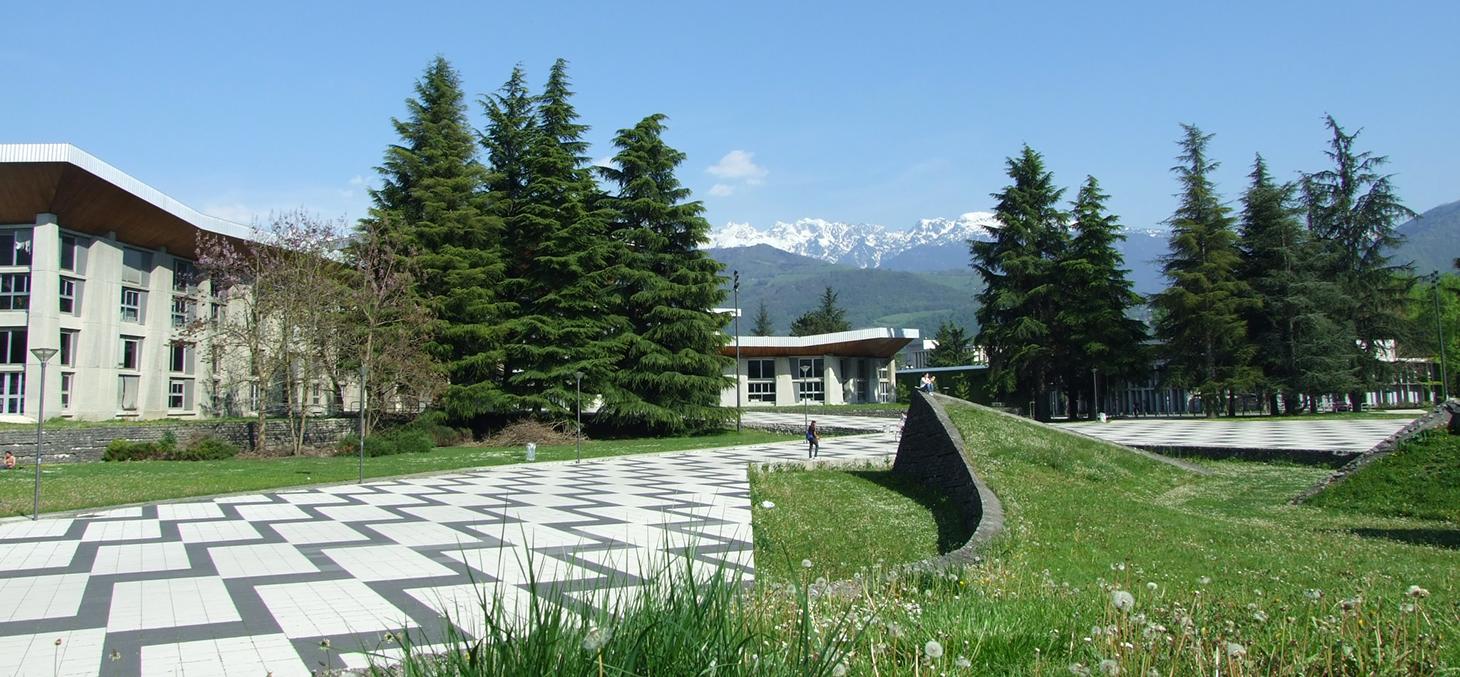 Le campus de Grenoble