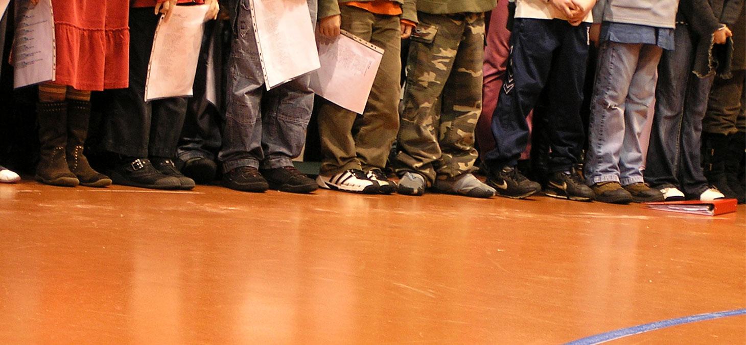 Et les enfants ? © Môsieur J. / Flickr, CC BY-SA