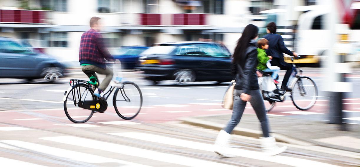 Diminuer l'usage de la voiture grâce à l'usage combiné d'autres modes de transports pour répondre aux enjeux de développement durable.