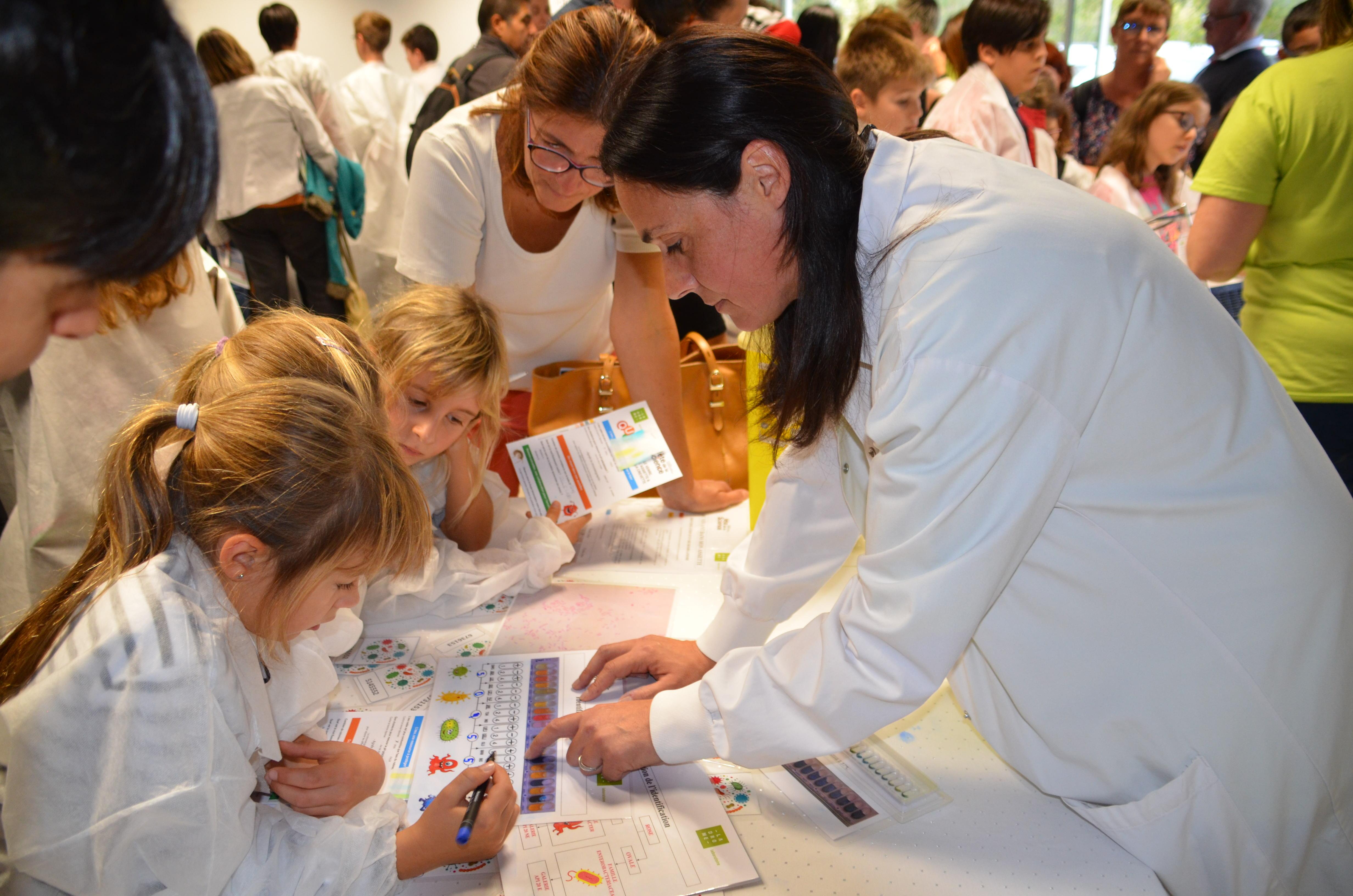 Fête de la science à Valence