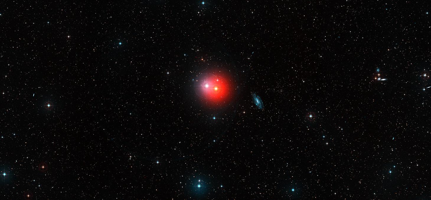 Crédit : ESO/Digitized Sky Survey 2