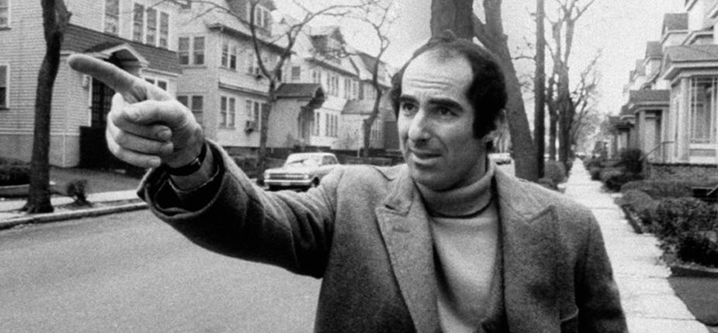 Philip Roth. Newark happening