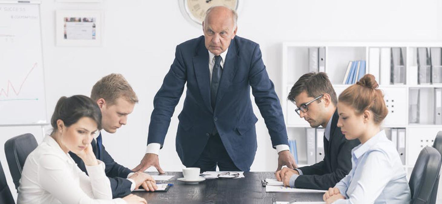 Le dirigeant de PME, directeur des ressources humaines dans les faits. Photographee.eu / Shutterstock