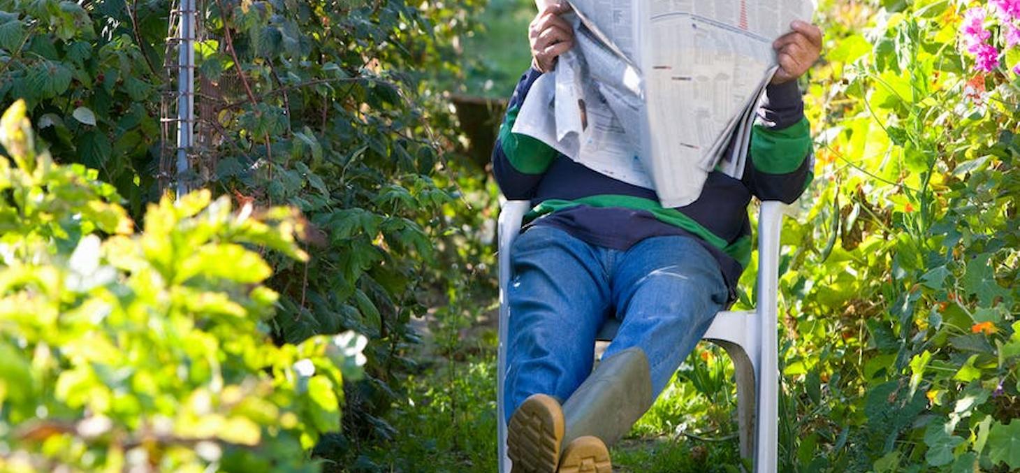 Le confinement a transformé le « auto, boulot, dodo » des habitants ruraux en « visio, ego, domo ». Shutterstock