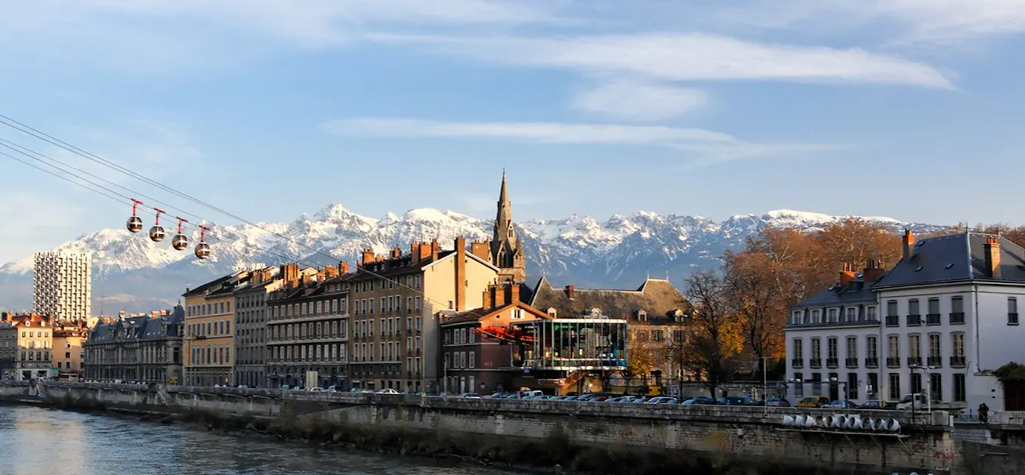 Grenoble. Author provided