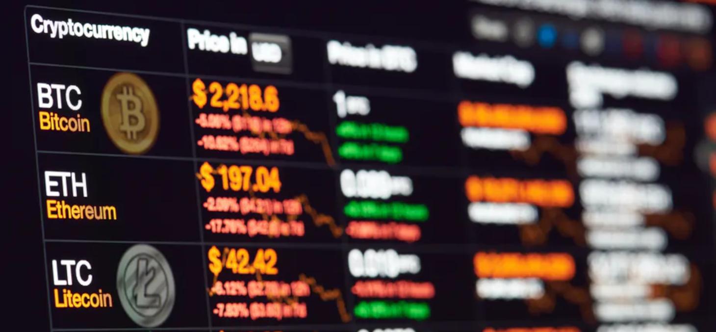 Le prix du bitcoin ne cesse de s'envoler, dépassant les 60 000 dollars au cours du mois d'avril. Shutterstock