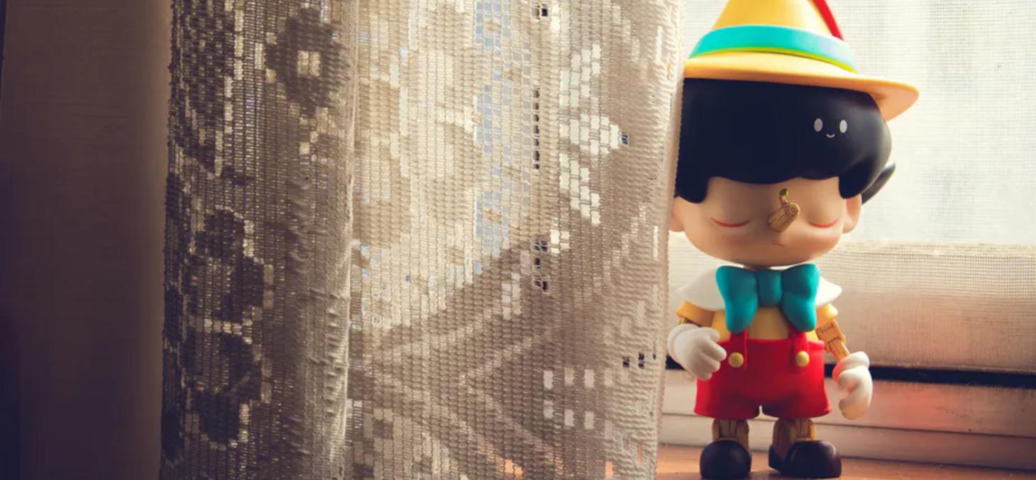 Connaissez-vous l'illusion de Pinocchio ? Milk Chan / Unsplash, CC BY-SA