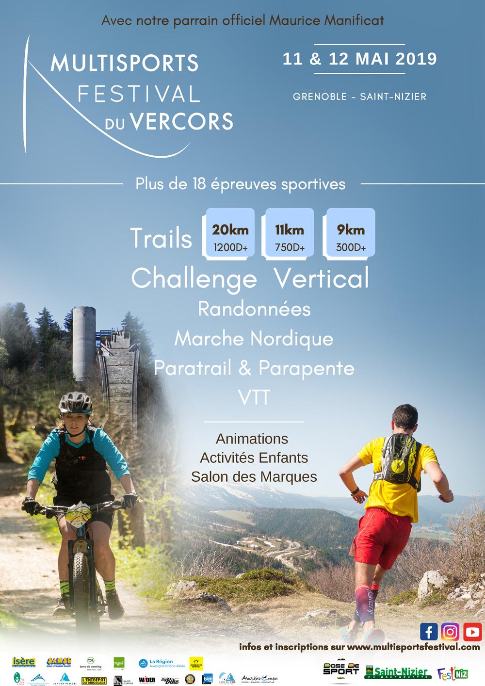 Multisports festival du Vercors