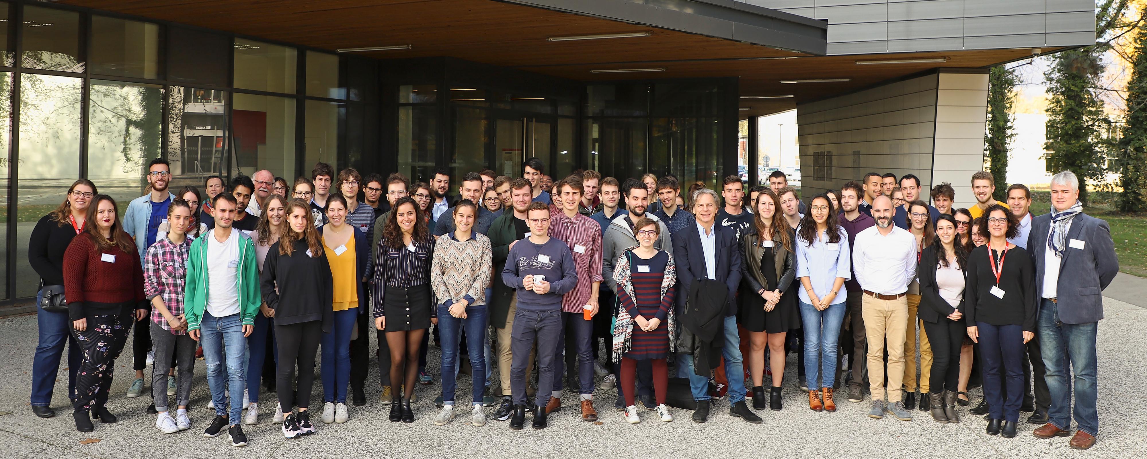 """Les participants au """"Grenoble iDays"""" 2018"""