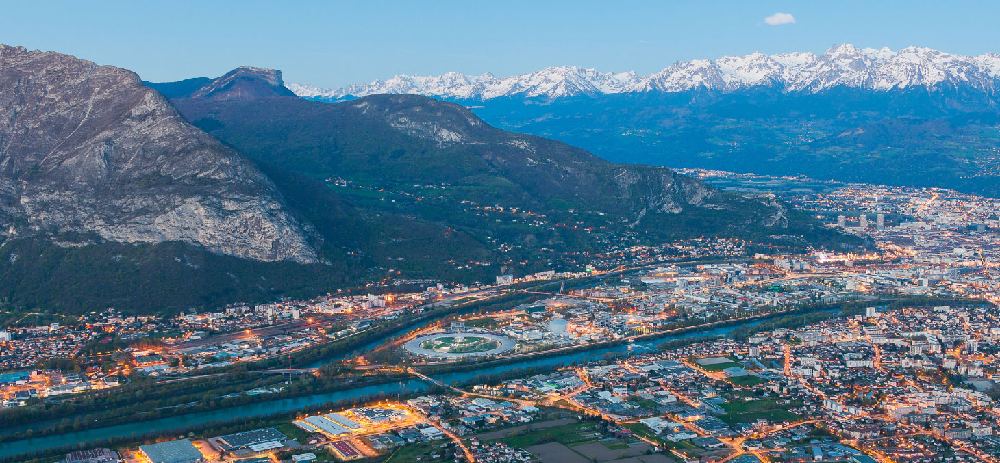 La ville de Grenoble et son écosystème scientifique