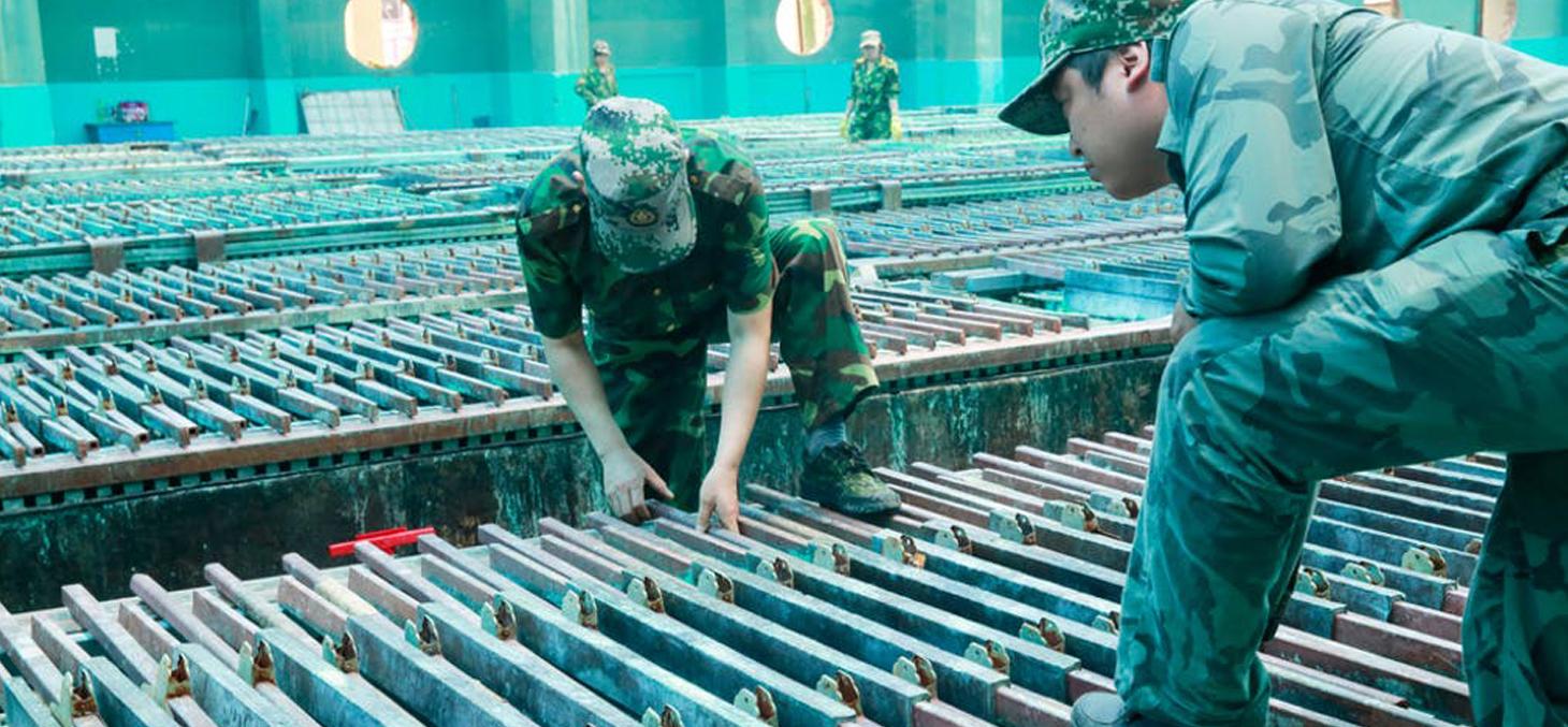 La Chine a pris le contrôle sur l'extraction des terres rares indispensables à la fabrication des appareils électroniques / Humphery / Shutterstock