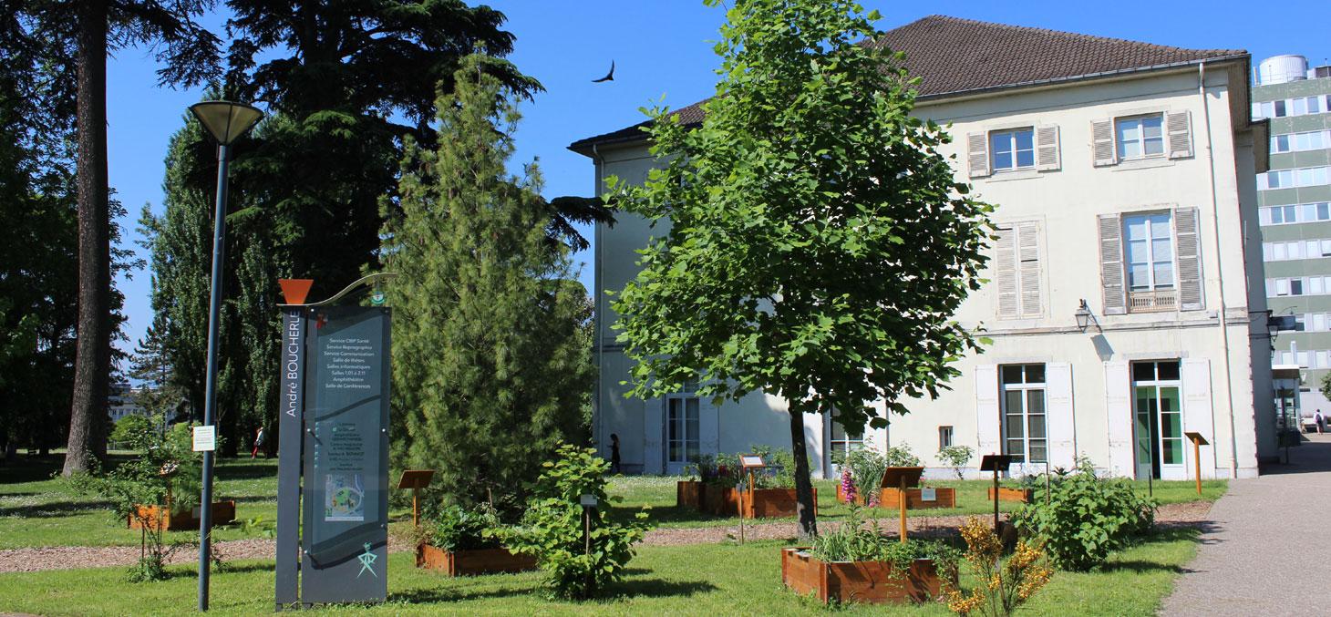 Jardin botanique Dominique Villars