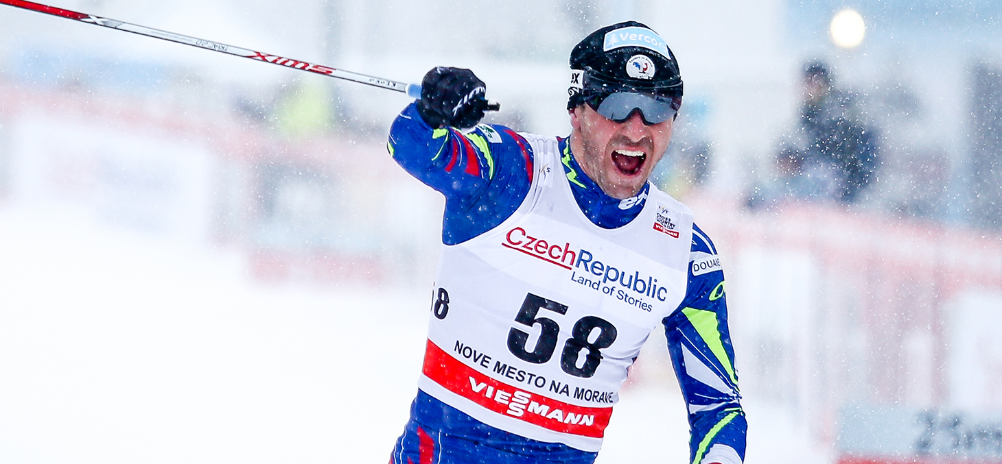 Maurice Manificat, diplômé de l'UGA et médaillé olympique 2018 © Shutterstock