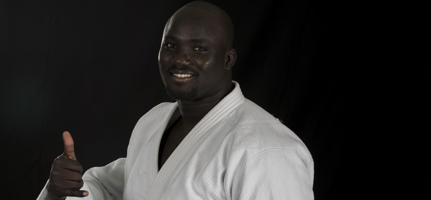 Mbagnick Ndiaye © International Judo Federation