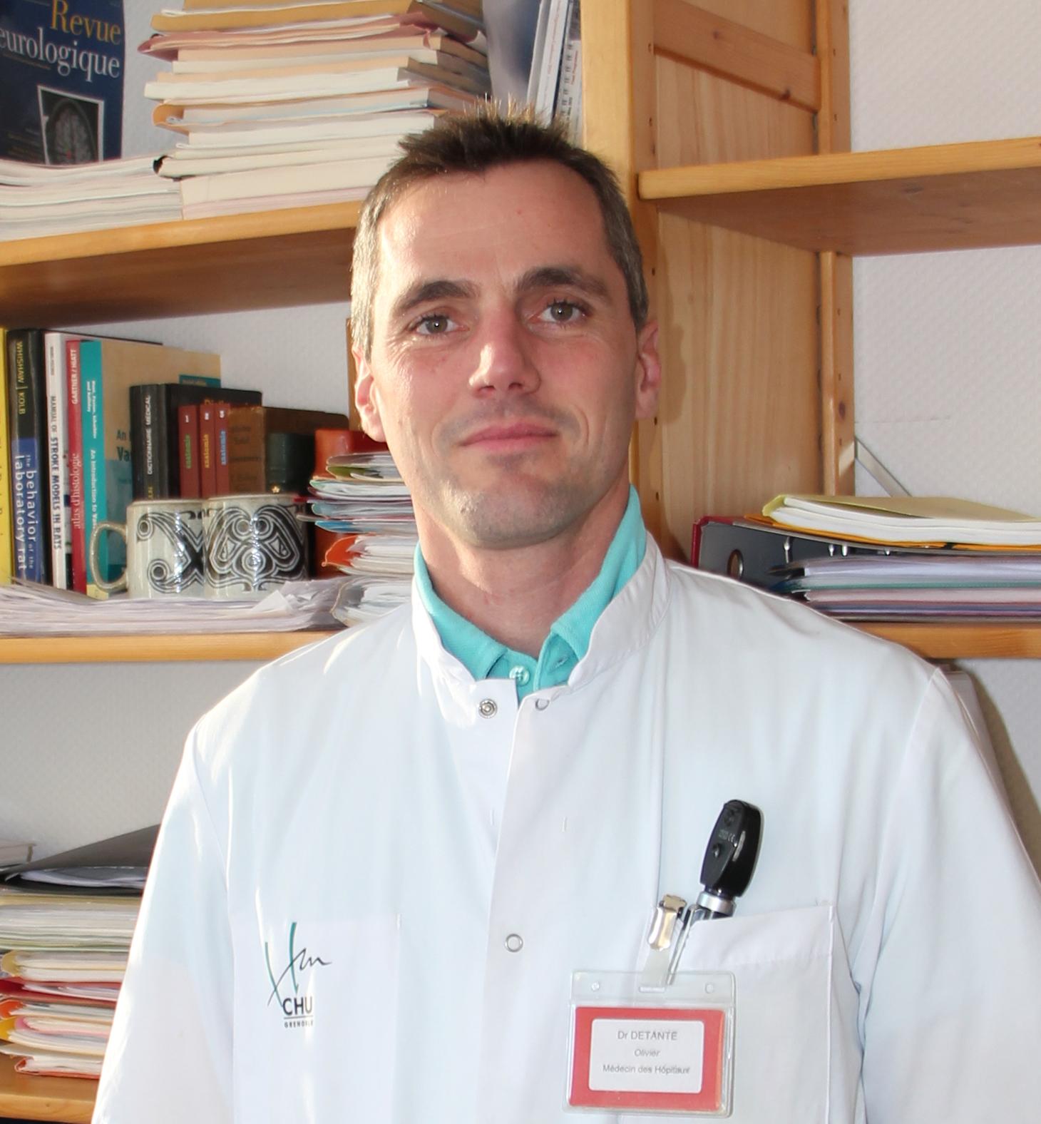 Olivier Detante, coordinateur du projet RESSTORE