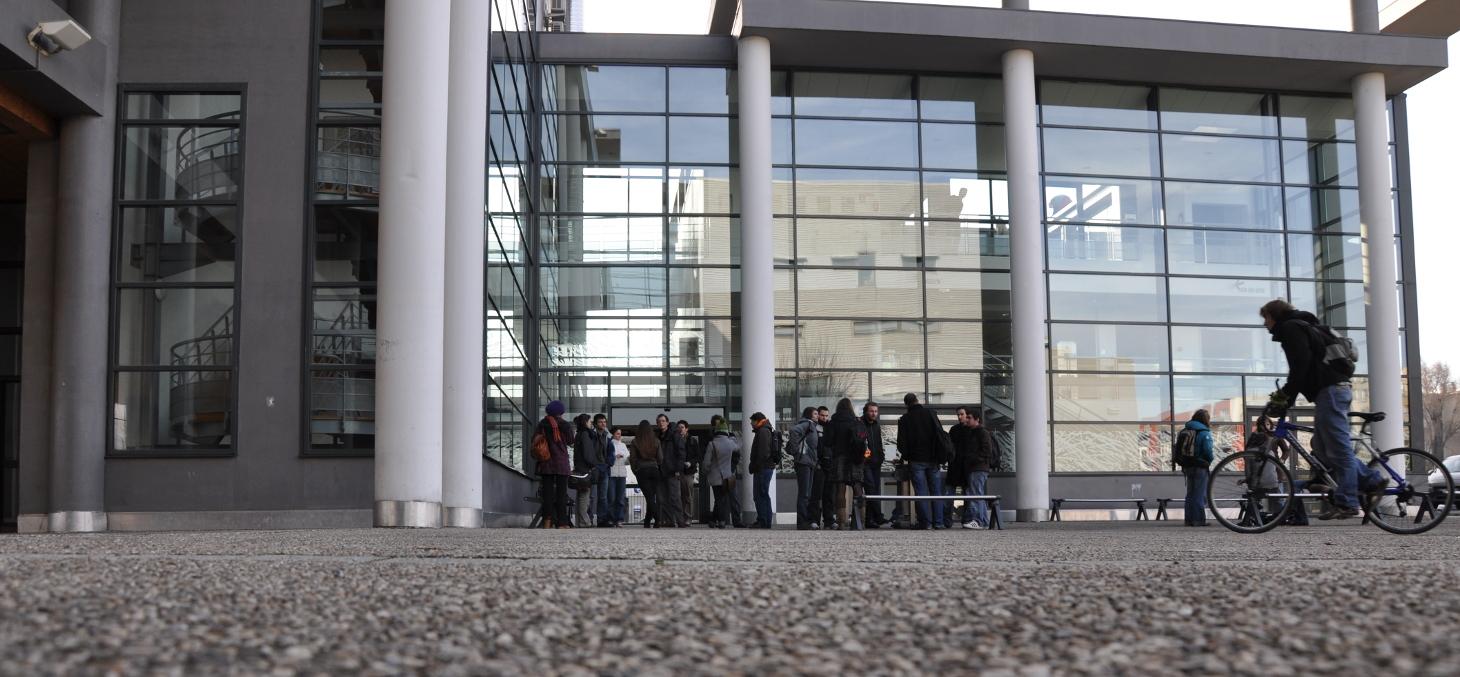 L'Institut d'urbanisme et de géographie alpine où seront accueillis les apprenants de l'IRFSS
