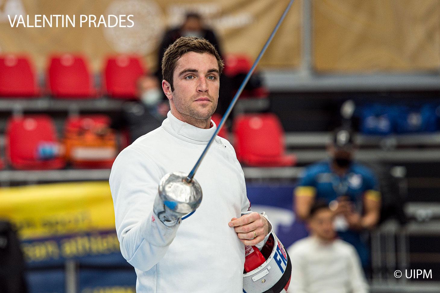 Valentin Prades, diplômé de l'UGA