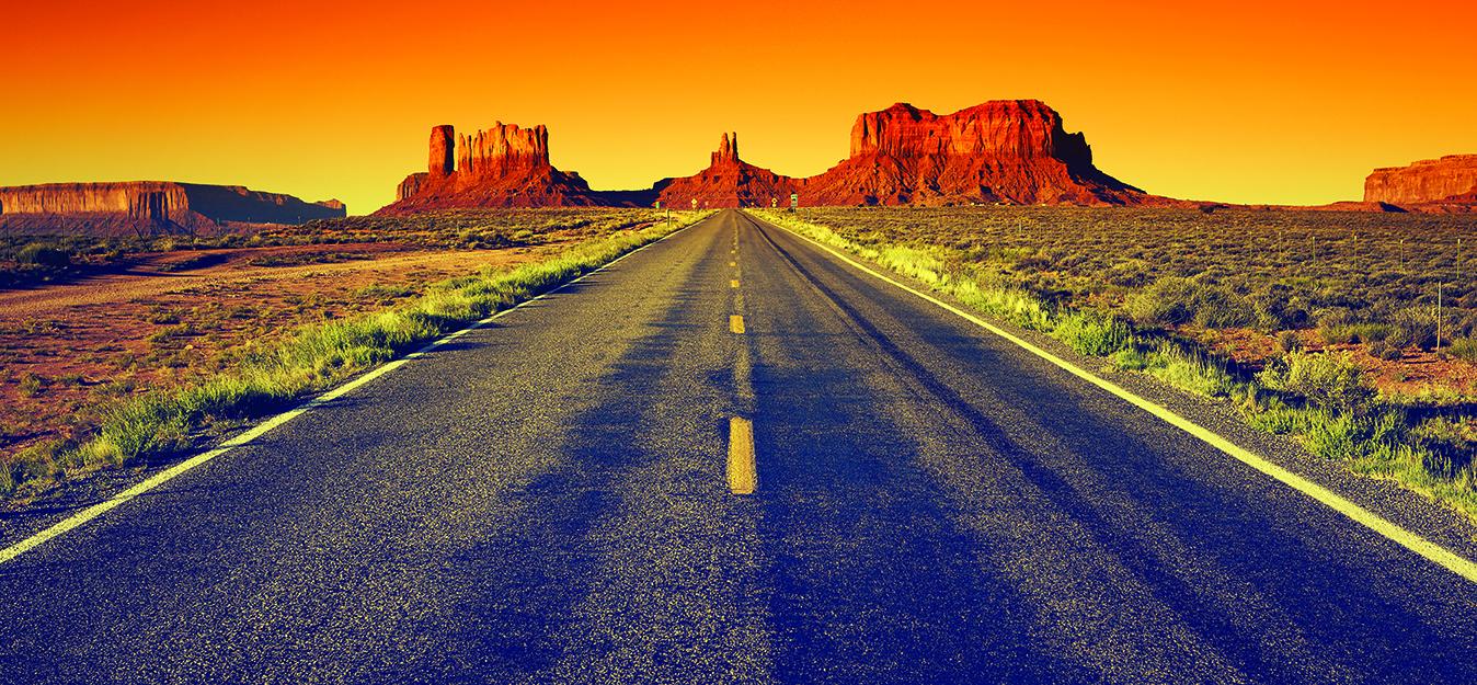 La route est très fortement ancrée dans la culture américaine.