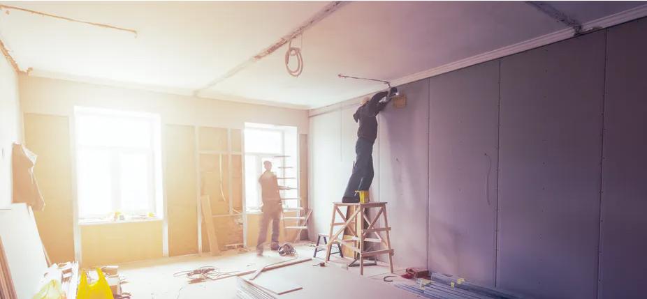 En 2018, la France se donnait pour objectif la rénovation thermique de 500 000 logements par an. Shutterstock