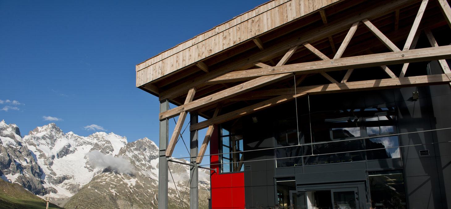 La Galerie de l'Alpe