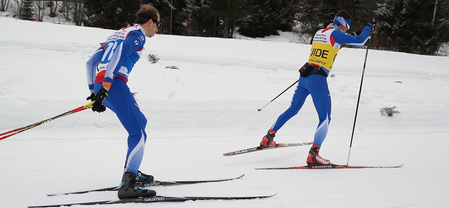 Anthony Chalençon et Simon Valverde