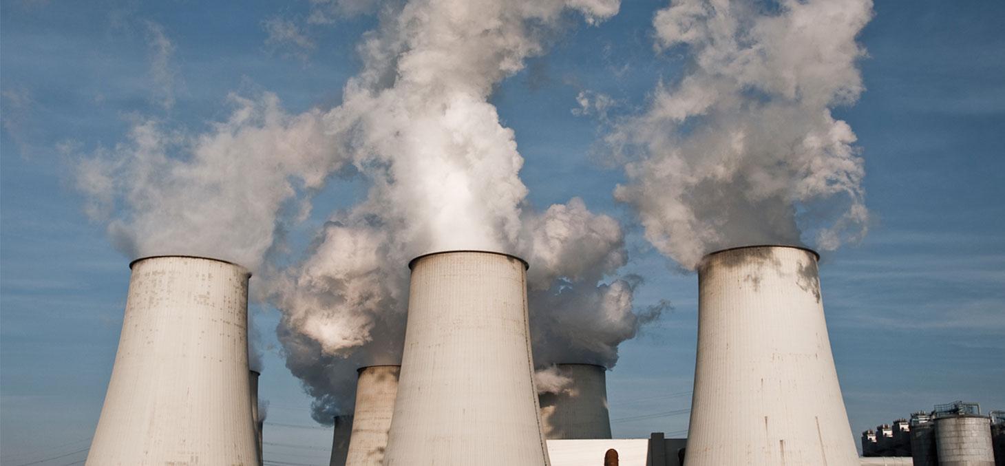 La centrale thermique allemande de Jänschwalde, l'une des plus grandes d'Europe et aussi l'une des plus polluantes © Tobias Scheck / Flickr, CC BY